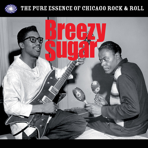 Breezy Sugar: The Pure Essence Of Chicago Rock & Roll (3CD)