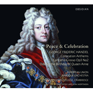 Handel: Peace & Celebration (CD)