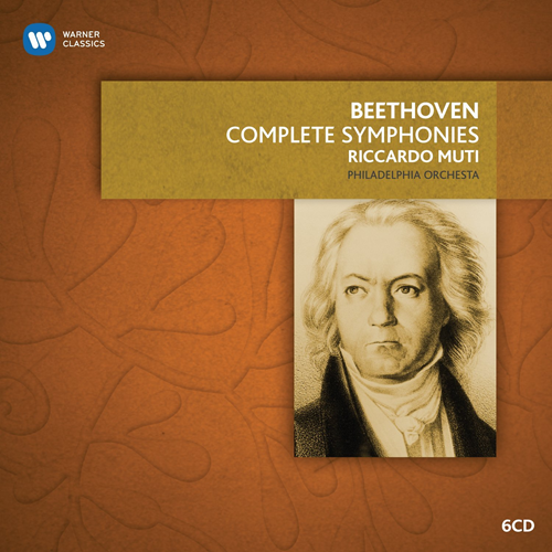 Beethoven: Complete Symphonies (6CD)