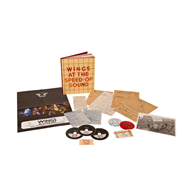 At The Speed Of Sound - Super Deluxe Edition (2CD+DVD+Bok)