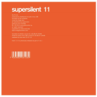 Supersilent 11 (CD)
