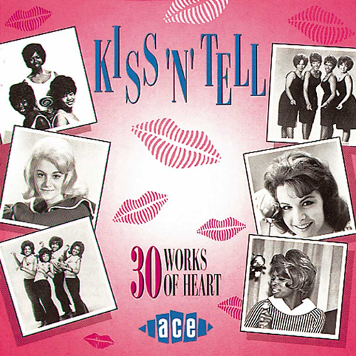 Kiss N Tell - 30 Works Of Heart (CD)