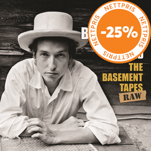 The Basement Tapes Raw: The Bootleg Series Vol. 11 (UK-import) (2CD)