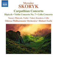 Skoryk: Carpathian Concerto / Diptych / Violin Concerto No.7 / Cello Concerto (CD)