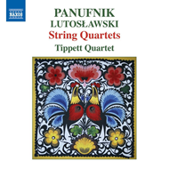 Panufnik / Lutoslawski: String Quartets Nos. 1-3 / String Quartet (CD)