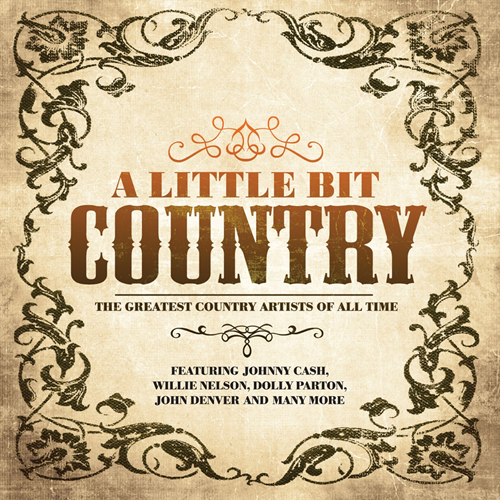 A Little Bit Of Country (CD)