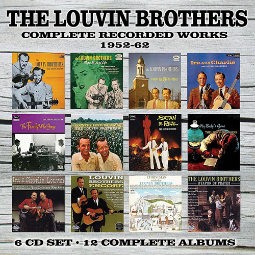 The Complete Recorded Works - 1952-1962 (6CD)