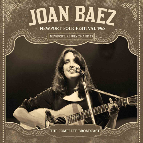 Live From The Newport Folk Festival 1968 (CD)