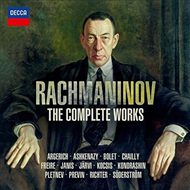 Rachmaninov: The Complete Works - Limited Edition (32CD)