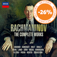 Produktbilde for Rachmaninov: The Complete Works - Limited Edition (UK-import) (32CD)