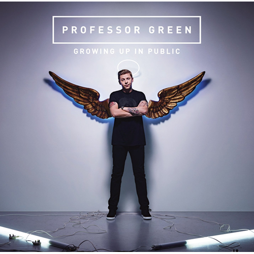 Growing Up In Public (CD)