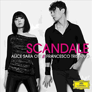 Alice Sara Ott & Francesco Tristano - Scandale (CD)