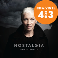 Produktbilde for Nostalgia (CD)