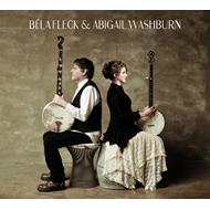 Produktbilde for Bela Fleck & Abigail Washburn (USA-import) (CD)