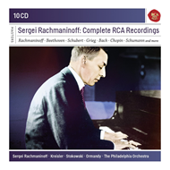 Sergei Rachmaninoff - Complete RCA Recordings (10CD)