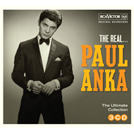 The Real Paul Anka (3CD)