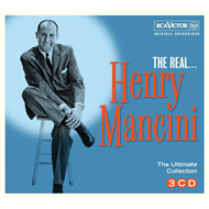 The Real Henry Mancini (3CD)