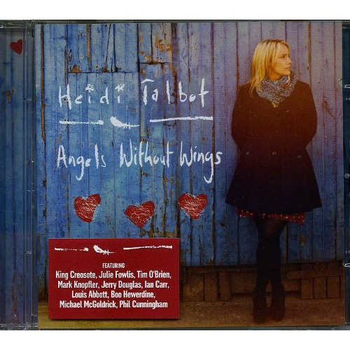 Angels Without Wings (CD)