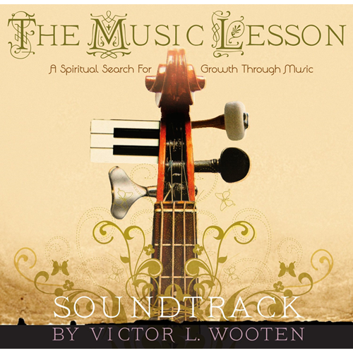 The Music Lesson - Soundtrack (CD)