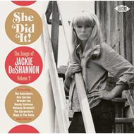 She Did It! - The Songs of Jackie DeShannon Vol. 2 (CD)