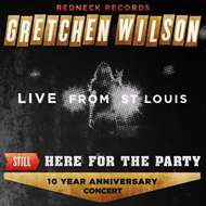 Still Here For The Party - Live From St. Louis (CD)