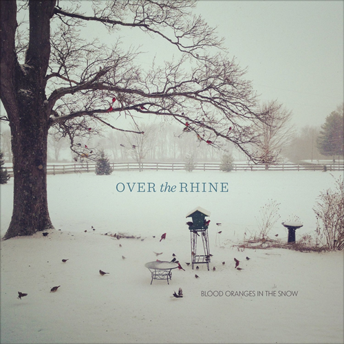 Blood Oranges In The Snow (CD)