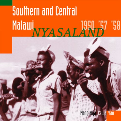 Southern And Central Malawi - Nyasaland 1950-58 (CD)