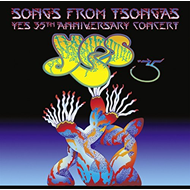 Songs From Tsongas - Yes 35th Anniversary Concert (3CD)