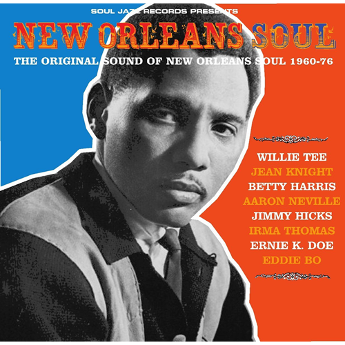 New Orleans Soul - The Original Sound Of New Orleans Soul 1960-76 (CD)