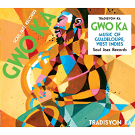 Gwo Ka - Music Of Guadeloupe, West Indies (CD)