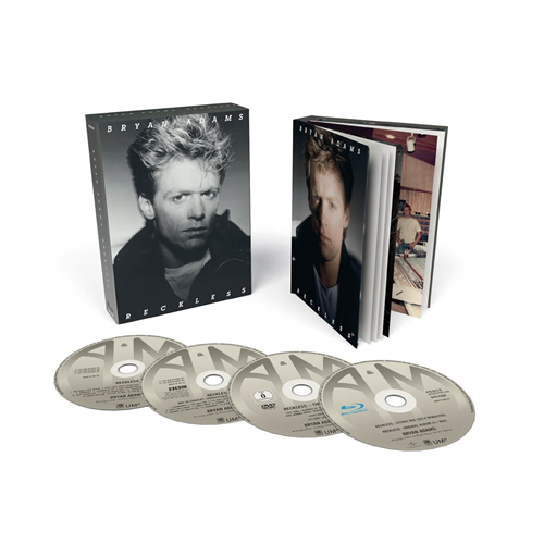 Reckless - Super Deluxe Edition (2CD+DVD+Blu-ray- Audio)