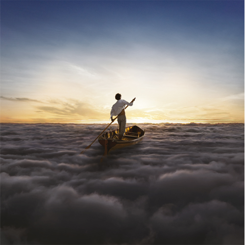 The Endless River - Deluxe Edition (m/Blu-ray Audio) (CD)