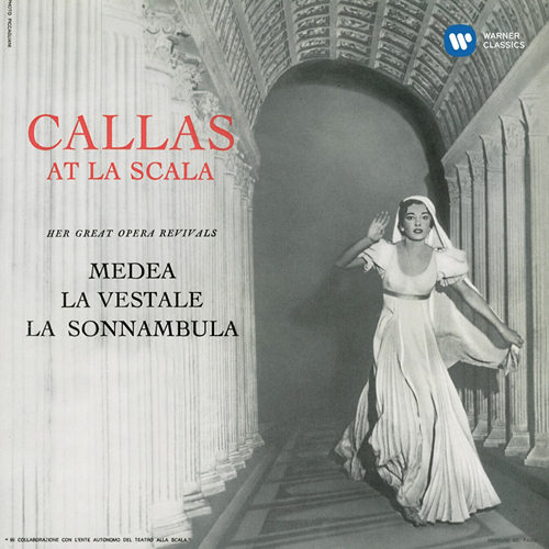 Maria Callas - Callas At La Scala (Remastered) (CD)
