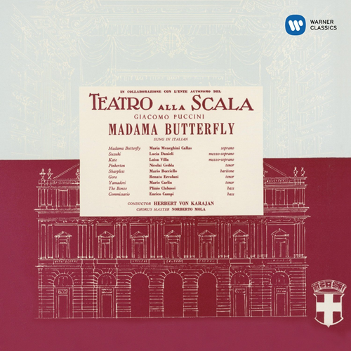 Maria Callas - Puccini: Madama Butterfly (2CD Remastered)