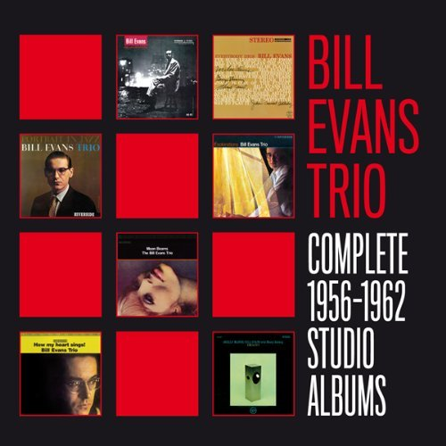 Complete Studio Albums 1956-1962 (4CD)