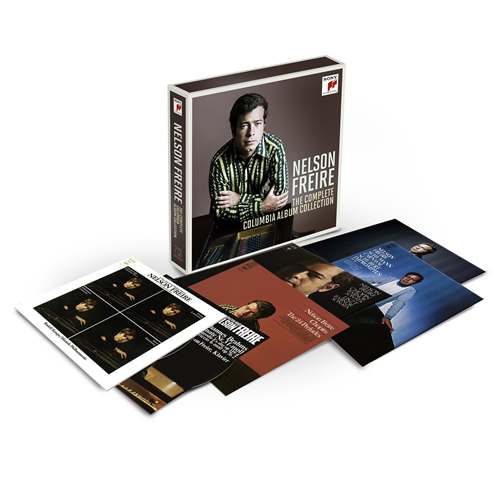 Nelson Freire - The Complete Columbia Album Collection (7CD)