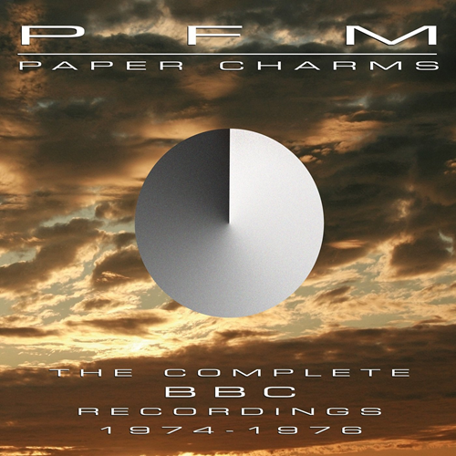 Paper Charms - The Complete BBC Recordings 1974-1976 (2CD+DVD)