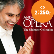 Produktbilde for Andrea Bocelli - Opera: The Ultimate Collection (CD)