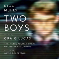 Muhly: Two Boys (CD)