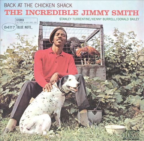 Back At The Chicken Shack (Remastered - Don Was) (CD)