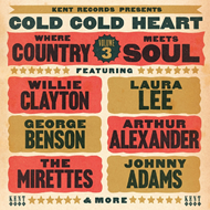 Cold Cold Heart - Where Country Meets Soul Volume 3 (CD)