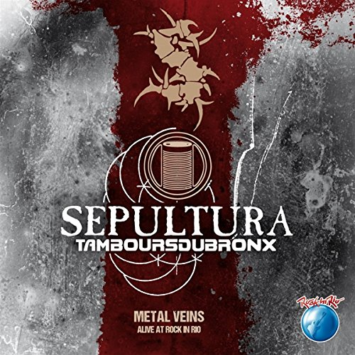 Metal Veins - Alive At Rock In Rio (CD)