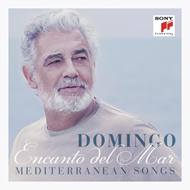 Placido Domingo - Encanto Del Mar: Mediterranean Songs (CD)