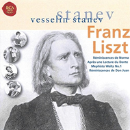 Vesselin Stanev - Liszt: Reminenscenses De Norma & Other Piano Works (SACD-Hybrid)