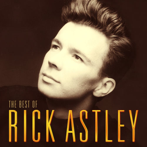 The Best Of Rick Astley (CD)