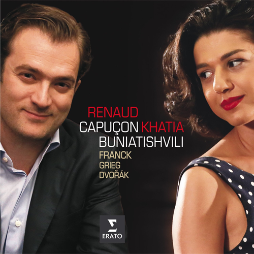 Capucon & Buniatishvili - Franck, Grieg, Dvorak: Sonatas For Violin & Piano (CD)