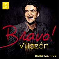 Rolando Villazon - Bravo Villazon! The Recitals (4CD)