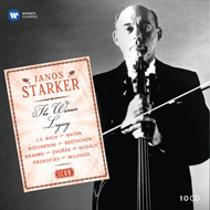 Janos Starker - Icon: The Warner Legacy (10CD)