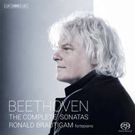 Produktbilde for Beethoven: The Complete Piano Sonatas (9SACD-Hybrid)