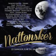 Produktbilde for Nattønsker - 22 Sanger For De Små Timer (CD)